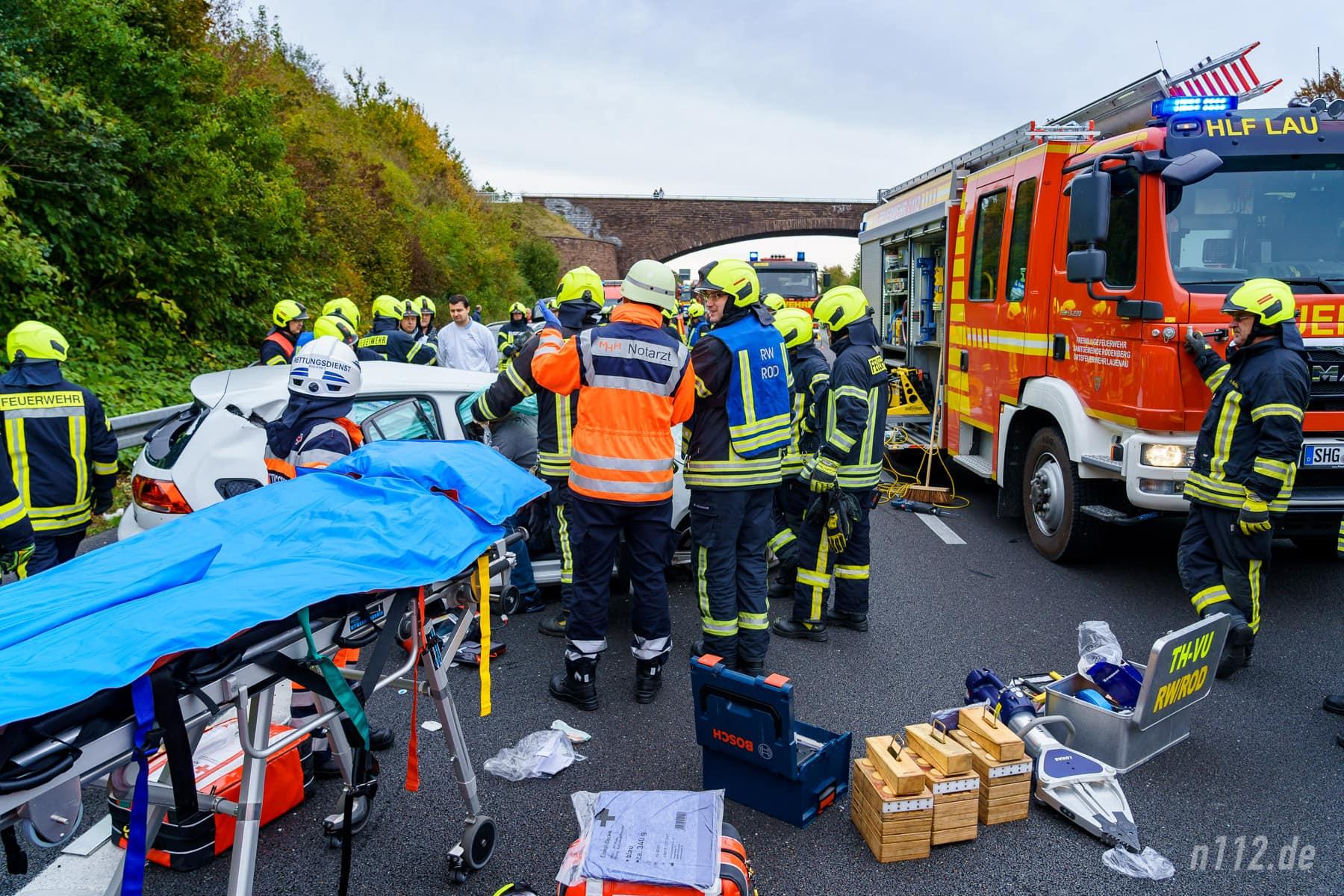 Bereit für die Rettung (Foto: n112.de/Stefan Simonsen)